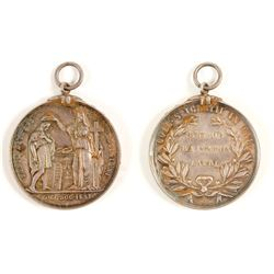 US  Mint Medal-St. Ignatius In California