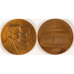Lafayette South Side Bank Medal