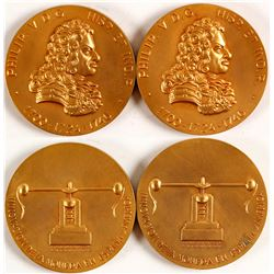 King Phillip Medals