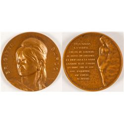 Brigitte Bardot Medal