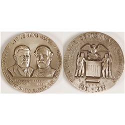 Coin Medal Commemorative Civil War (Silver)