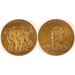 Fathers and Sons - Society of Medalists #16