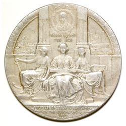 Fulton/Hudson Sterling Medal
