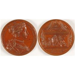 Mary II Dassier Medal
