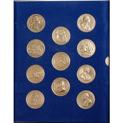 Medals Commemorating Battles of the American Revolution -- US Mint