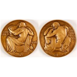 Omnia Vincit Amor - Society of Medalists #15