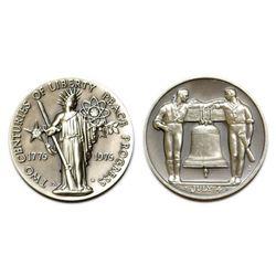 Silver Bicentennial Medal