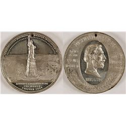 Statue of Liberty Dedication Medal