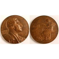 Commemorative Medallion, President Franklin D.Roosevelt