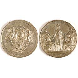 International Exposition Commemorative Medallion