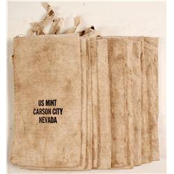 Carson City Mint Bags
