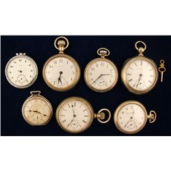 Elgin Watch Collection (7)