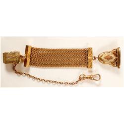 Old Fashioned Signet bracelet