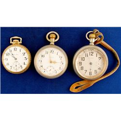 Pocket Watches (3)