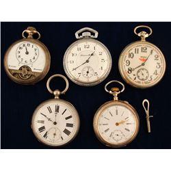 Pocket Watches (5)