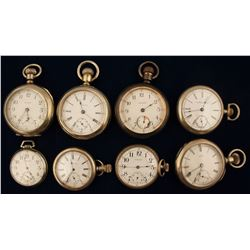 Waltham Watch Collection (8)