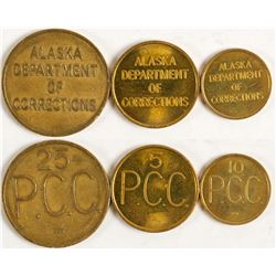 Palmer Correctional Center Tokens