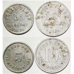 Root's Place Tokens (2)