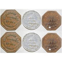Bakery Tokens