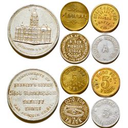 Central Valley Tokens
