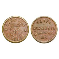 Hotel Germania Token