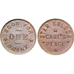 Star Saloon Token