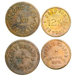 Tonopah Tokens (2)