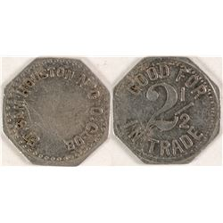 Ft. Sam Houston N.C.O. Club Token