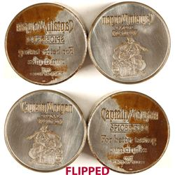 Captain Morgan Rum Token Dies (2)