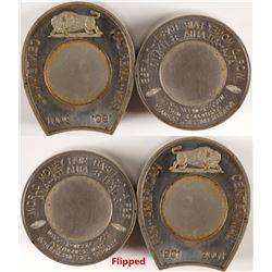 Pan-American Expo Encased Cent Die (2)