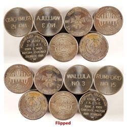 Seven Union Medal Die