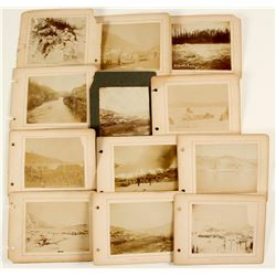 Photos of Dawson Fire & Yukon (Rare Photos)