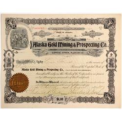 Alaska Gold Mining and Prospecting Stock