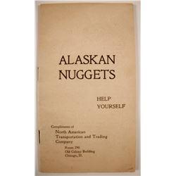 Alaskan Nuggetts, Help Yourself Booklet