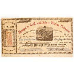 Glengarry Gold & Silver Mining Company Stock