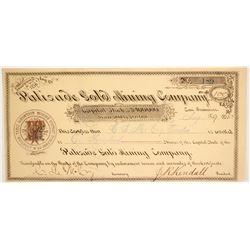 Palisade Gold Mining Company Stock