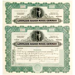 Lampazos Silver Mines Company