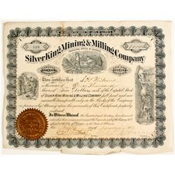 Silver King Mining & Milling Company Stock