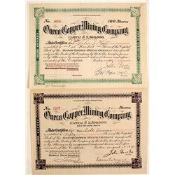 Oneco Copper Mining Stocks (2)