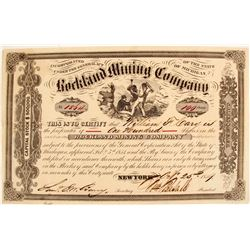 Rockland Mining Co. Stock