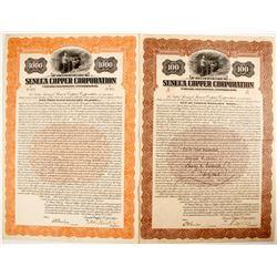 Seneca Copper Corp Bonds (2)