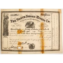 North Shore Mining Co. Stock