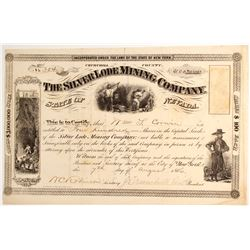 Silver Lode Mining Company of Nevada Stock