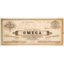 Omega Mining Company