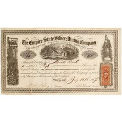 Empire State Silver Mining Company Stock