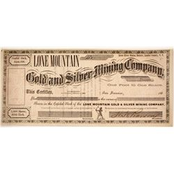 Lone Mountain Gold & Silver Mining Company Stock