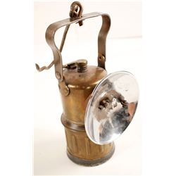 Carbide Mining lamp