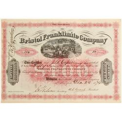 Bristol Franklinite Company Stock