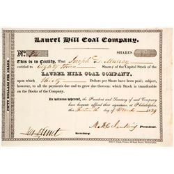 Laurel Hill Coal Company Stock