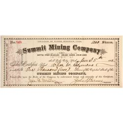 Summit Mining Company